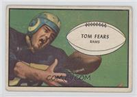 Tom Fears [Good to VG‑EX]