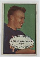 Gerald Weatherly [GoodtoVG‑EX]