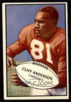 Cliff Anderson [VG EX]