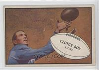 Cloyce Box