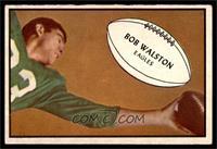 Bobby Walston [EX]