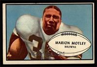 Marion Motley [EX]