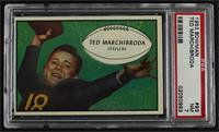 Ted Marchibroda [PSA 7 NM]