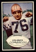 Lou Groza [EX]
