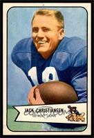 Jack Christiansen [NM]