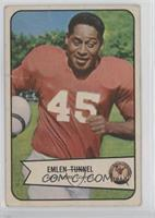 Emlen Tunnell (Spelled Tunnel) [Poor to Fair]