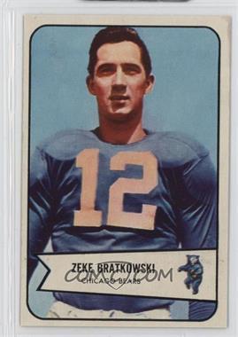 1954 Bowman - [Base] #11 - Zeke Bratkowski