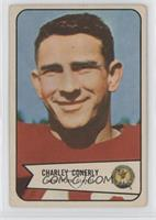 Charlie Conerly [Noted]