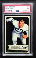 Norm Willey [PSA7NM]