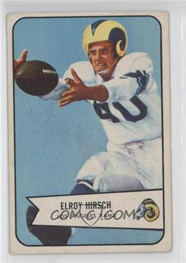 1954 Bowman - [Base] #32 - Elroy Hirsch