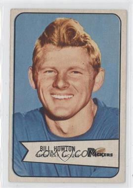 1954 Bowman - [Base] #34 - Billy Howton