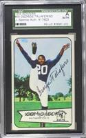 George Taliaferro [SGC AUTHENTIC]