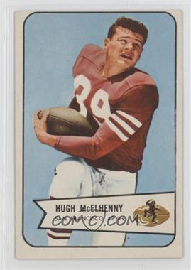 1954 Bowman - [Base] #54 - Hugh McElhenny