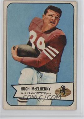 1954 Bowman - [Base] #54 - Hugh McElhenny [GoodtoVG‑EX]