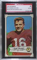 Frank Gifford [SGC Authentic Authentic]