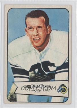 1954 Bowman - [Base] #56 - Leon McLaughlin