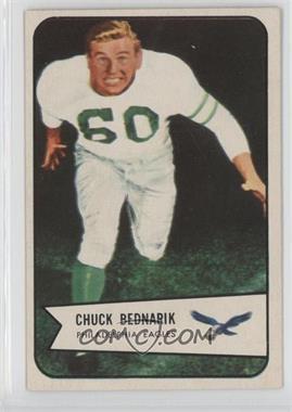 1954 Bowman - [Base] #57 - Chuck Bednarik