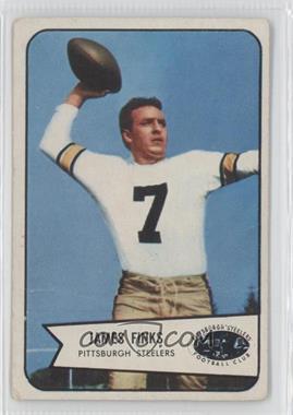 1954 Bowman - [Base] #61 - Jim Finks [GoodtoVG‑EX]