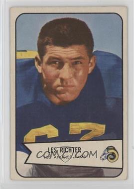 1954 Bowman - [Base] #78 - Les Richter