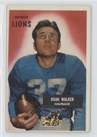 Doak Walker [Good to VG‑EX]