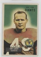 Tom Landry [Good to VG‑EX]