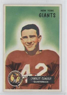 1955 Bowman - [Base] #16 - Charley Conerly