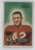 Charley Conerly [Poor to Fair]