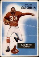 Ollie Matson [POOR]