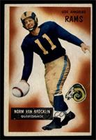 Norm Van Brocklin [EX MT]