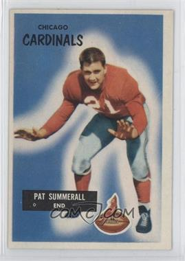 1955 Bowman - [Base] #52 - Pat Summerall