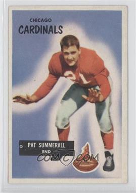 1955 Bowman - [Base] #52 - Pat Summerall