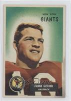 Frank Gifford [Noted]