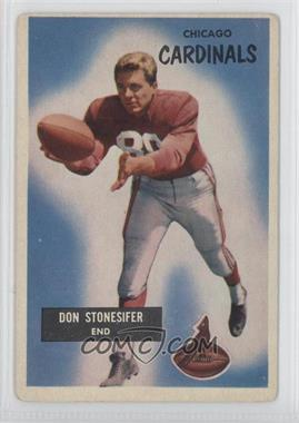 1955 Bowman - [Base] #9 - Don Stonesifer [GoodtoVG‑EX]