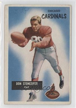1955 Bowman - [Base] #9 - Don Stonesifer [Good to VG‑EX]
