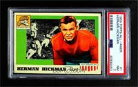 Herman Hickman [PSA7NM]