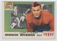 Herman Hickman [Good to VG‑EX]
