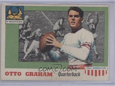 1955 Topps All American - [Base] #12 - Otto Graham [GoodtoVG‑EX]