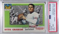 Otto Graham [PSA 8 NM‑MT (OC)]