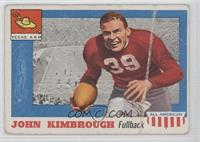 John Kimbrough [Poor]