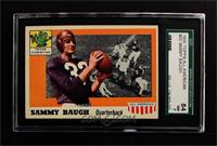 Sammy Baugh [SGC 84 NM 7]