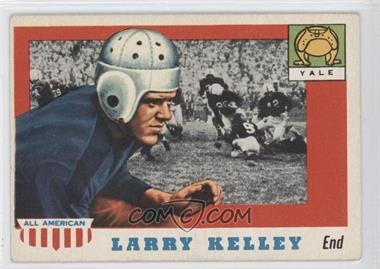 1955 Topps All American - [Base] #26 - Larry Kelley