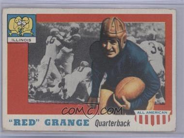 1955 Topps All American - [Base] #27 - Red Grange [Good to VG‑EX]