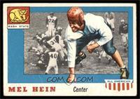 Mel Hein [GOOD]