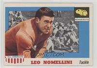 Leo Nomellini [GoodtoVG‑EX]