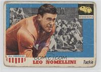 Leo Nomellini [Poor]