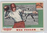 Wes Fesler