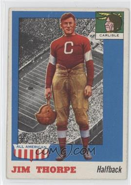 1955 Topps All American - [Base] #37 - Jim Thorpe