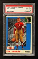 Jim Thorpe [PSA 6 EX‑MT]