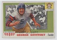 George Savitsky [GoodtoVG‑EX]