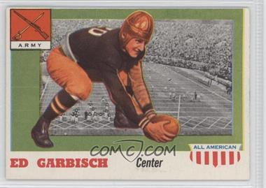 1955 Topps All American - [Base] #44 - Ed Garbisch